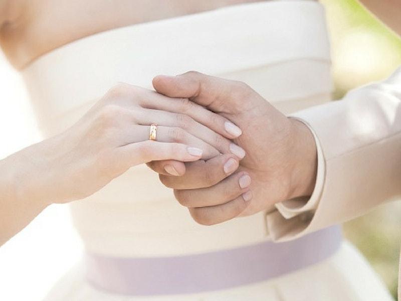 manicura para bodas