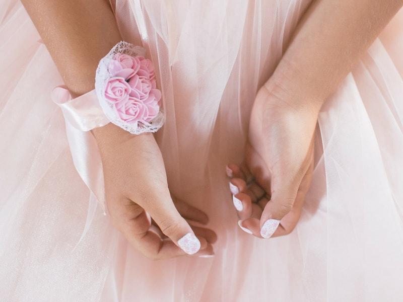 manicura para ocasiones especiales