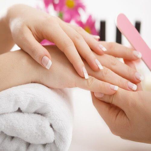 Limar Las Uñas La Vita Nails