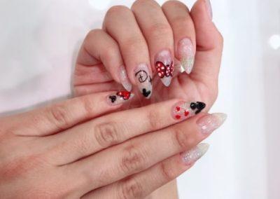 manicura-zaragoza-la-vita-nails-disney