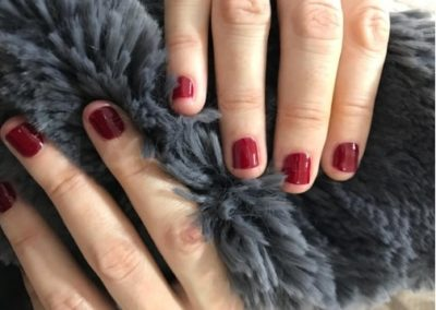 manicura-zaragoza-la-vita-nails-navideña