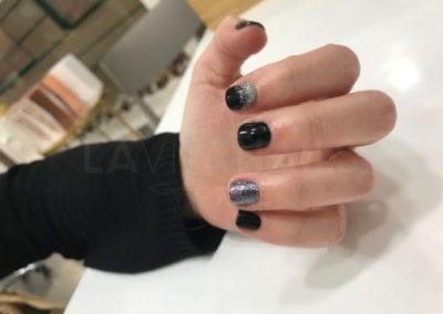 manicura-zaragoza-la-vita-nails-negra-purpurina-permanente