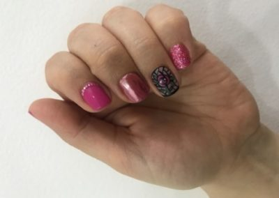 manicura-zaragoza-la-vita-nails-tonos-rosas